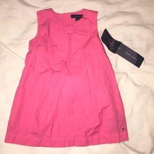 Tommy Hilfiger 2T Girl Dress Pink